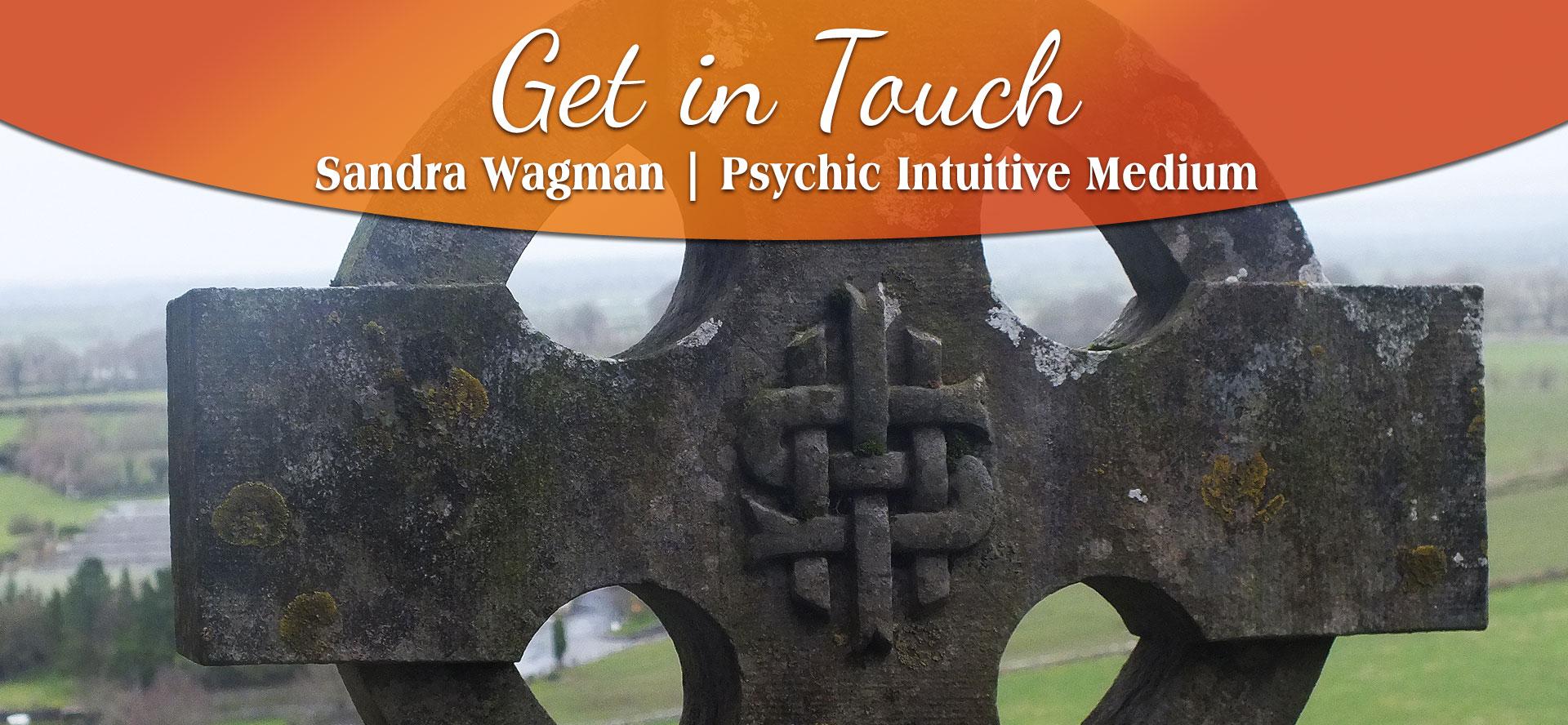 Sandra Wagman | Psychic Intuitive Medium